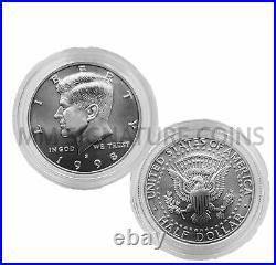 1998 S Uncirculated Robert F. Kennedy Silver Dollar Set Matte Kennedy Half Dolla