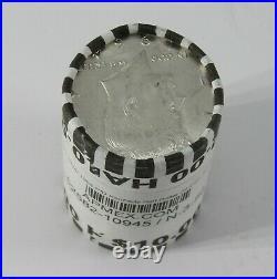 1 BU Roll $10 Face Value (20 Coins) 1964 P/D Silver Kennedy Half Dollar #3168