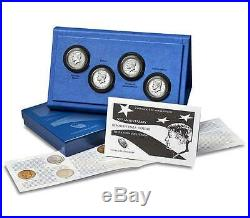 2014 50th Anniv Kennedy K13 Half Dollar Silver Coin Set Collection Ships TODAY