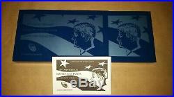 2014 50th Anniversary Kennedy Silver HALF DOLLAR 4-Coin Proof Set BU+PR+Reverse