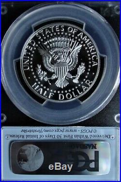 2014 Kennedy 50th Anniversary Half-Dollar 4 Coin Silver Set PCGS MS&PR 70 FS