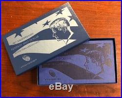 2014 Kennedy 50th Anniversary Silver Half Dollar Coin Set OGP & COA