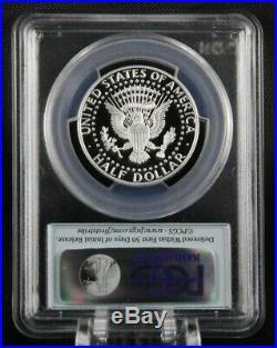 2014 S First Strike Kennedy Half Dollar PR70DCAM Limited Edition PR Set PCGS