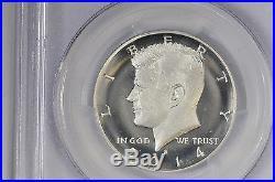 2014 S enhanced Kennedy Silver half dollar PCGS MS69 DMPL fr anniversary set