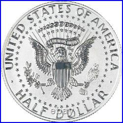 2014 W Kennedy Half Dollar 50th Anniv. Gem Reverse Proof 90% Silver Proof