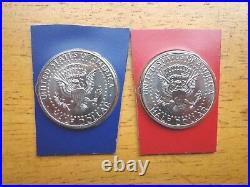 2018 P D S S Silver & Clad Proof Kennedy Half Dollar PDSS Mint Cello 4 Coin Set