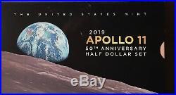 2019 S 50C Kennedy Apollo Enh. Rev Proof Set PCGS PR70 FDOI Fred Haise ON SALE