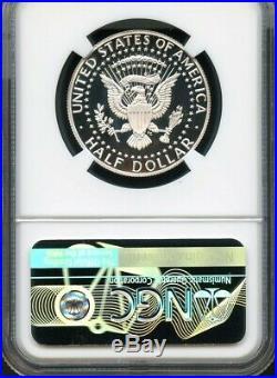 2019 S First. 999 Fine Silver Kennedy Half Dollar F. R. NGC PF70 Ultra Cameo P
