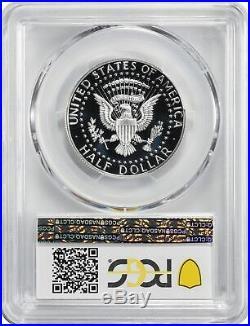 2019-S Silver Kennedy Half PR70DCAM PCGS Proof 70 Deep Cameo
