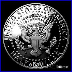 2020 P+D+S+S Kennedy Half Dollar Silver and Clad Mint Proof Set PD Mint Roll
