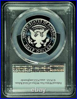2020 S Kennedy 50¢ PCGS PR70DCAM First Strike LIMITED EDITION SILVER SET