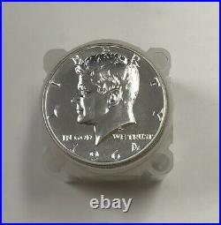 20 1964 Kennedy Half Dollar 90% Silver Gem Proof Coin Roll
