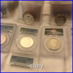 224 Mega Complete Kennedy Half Dollar Coin Collection 1964-2019+ Please Read Ogp