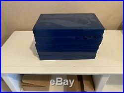 5 Sets 2014 50TH ANNIVERSARY KENNEDY HALF DOLLAR SILVER COIN COLLECTION WithBox