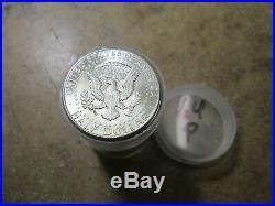 A ORIGINAL Roll of 20 1964 P KENNEDY Silver HALVES BU/UNC Condition