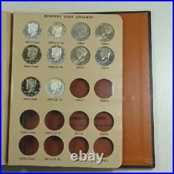 COMPLETE SET 1964 to 1999 Kennedy Half Dollar with Proof & Silver Issues