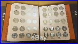 Complete 1964-2012 Kennedy Half Dollar Set P D S Silver, Proof In Dansco