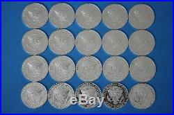 Emergency 90% Silver Junk Coins Modern Silver Proof Kennedy Halves 1 Roll $10
