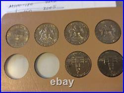 Kennedy Half Dollars 1964 1976 (26 Coins) (50B-05)