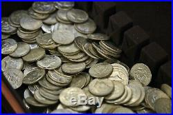 Kennedy Silver Half Dollars 1965-69 40% Silver $100 Face Value 200 Coins