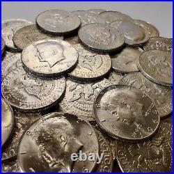 Lot of 20 1964 Kennedy Half Dollar (Roll) 90% Silver