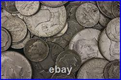 MAKE OFFER Half Troy Pound 1964 Kennedy Franklin Roosevelt Junk 90% Silver Coins