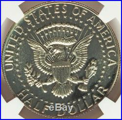 NGC Certified PF69 Ultra Cameo 1969 S Kennedy Silver Half Dollar MIRRORS