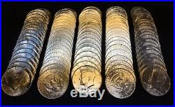 Nice Roll of (20) 1964 Kennedy 90% Silver BU Half Dollars $10 Face Value