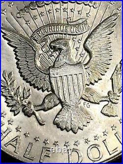 Original Choice to GEM BU Roll of (20) 1964 90% Silver Kennedy Half Dollars