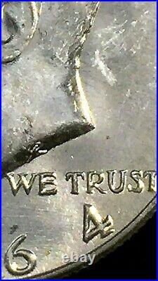 Original Choice to GEM BU Roll of (20) 1964 90% Silver Kennedy Half Dollars #2
