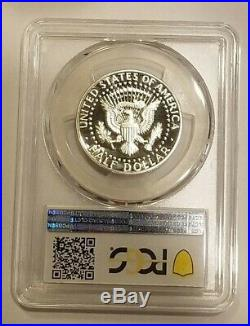PCGS PR68CAM 1964 Proof Kennedy Half Dollar Looks Deep Cameo
