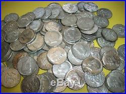 Roll Of Twenty 1964 Kennedy Half Dollars