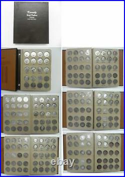 Set/Collection Kennedy Halves 1964 1998 PDSS Complete All BU and PROOF 106 pcs