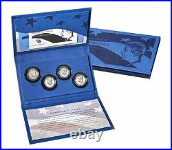 US Mint 50th Anniversary Kennedy Half-Dollar Silver Coin Collection 2014